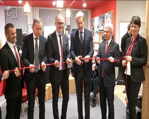 Inaugurata ad Ortisei la rinnovata filiale della Sparkasse