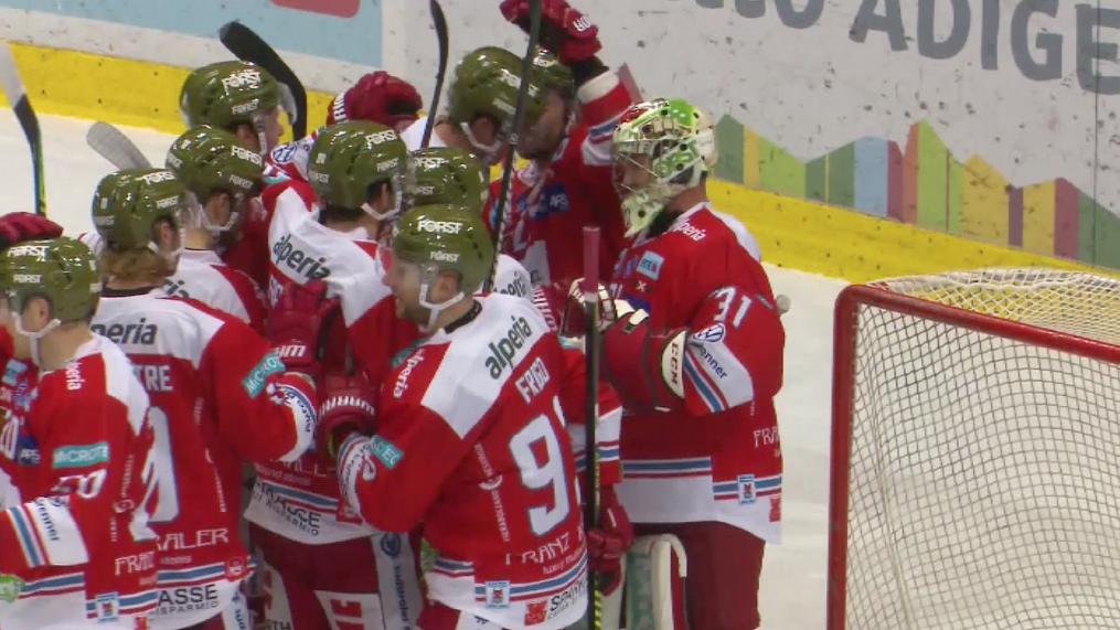 Hockey Ebel, il Bolzano supera il Villach e rimane in zona ...