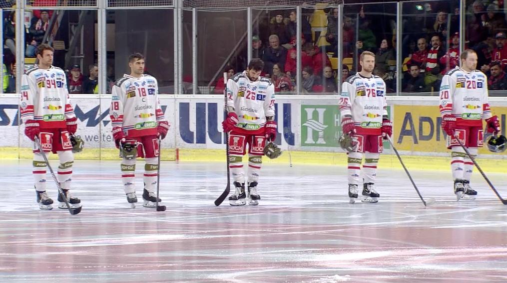 Hockey Ebel, il Bolzano vince a Klagenfurt - Video33