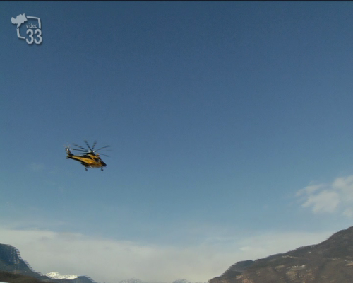 Il nuovo elicottero AW 169 alla Finanza bolzanina