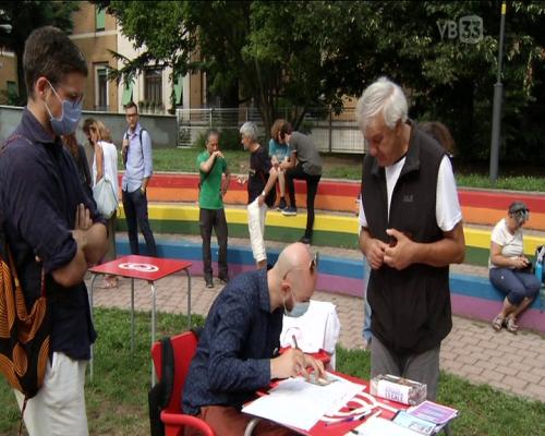 Referendum sull'Eutanasia; Marco Cappato a Bolzano